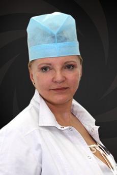 Пластический хирург в Ростове-на-Дону Беркут Елена Викторовна