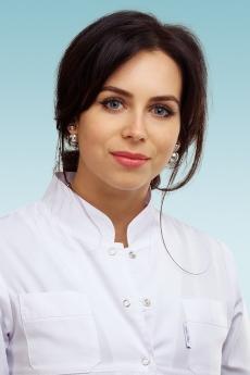 Захаренко Анна Сергеевна