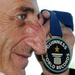 Мехмет Озюрек! Обладатель самого большого носа в мире!